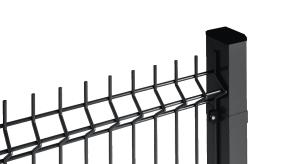 3D tvoros segmentai